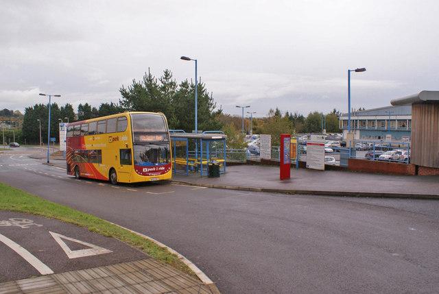 Honiton Car Parks