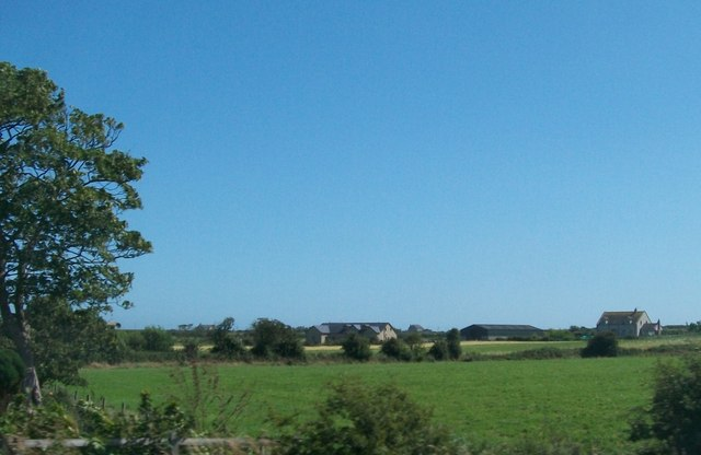 Rural settlement south of Victoria Road, Ballyhalbert