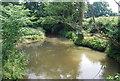TQ3734 : River Medway by N Chadwick