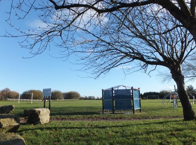 Bob Williamson Park, Hambleton