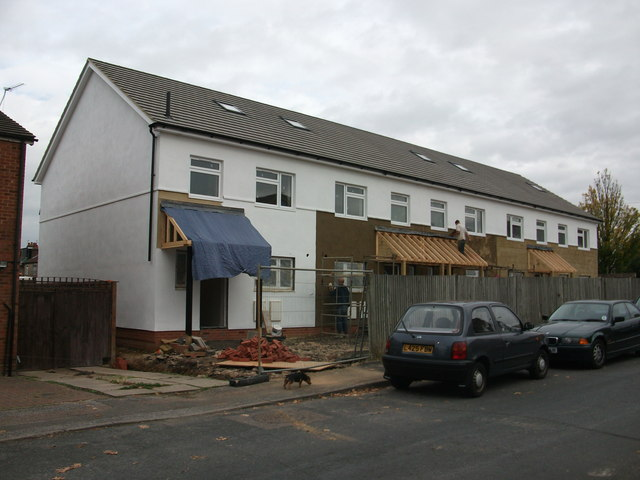 Former Police Station site - building works (10)