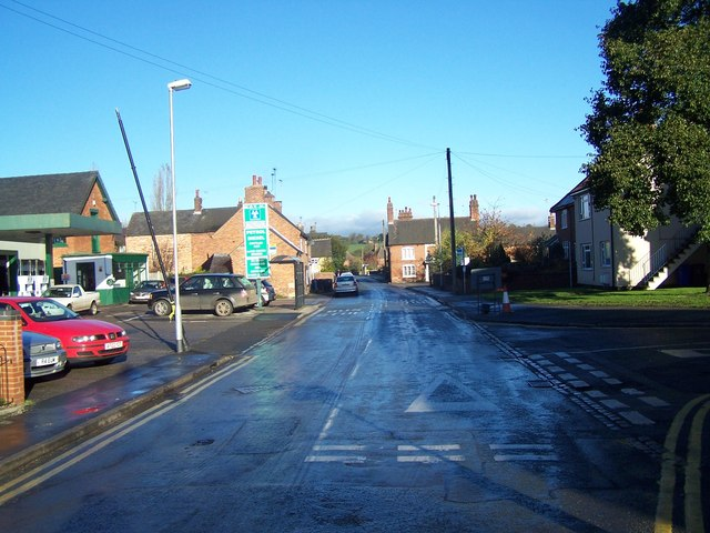 Ashbourne Road, Rocester