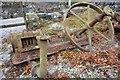 SX0055 : Wheal Martyn - Steam engine by Ashley Dace