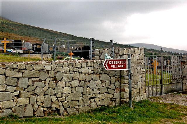 Achill Island Westernmost Graveyard 169 Joseph