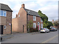 SK6211 : 2 Brook Street, Syston by Alan Murray-Rust