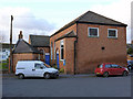 SK6211 : The old chapel, Chapel Street, Syston by Alan Murray-Rust