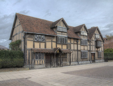 SP2055 : Shakespeare's birthplace by David P Howard
