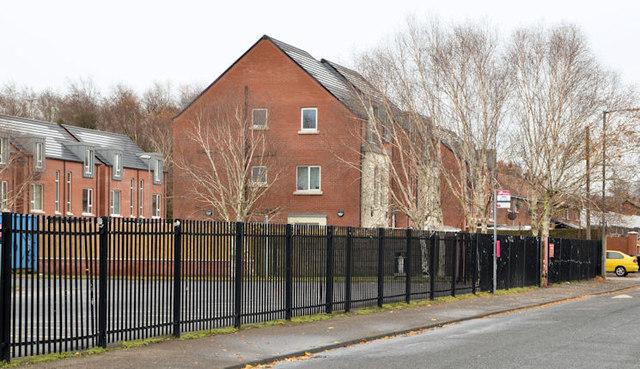 New social housing, Sydenham, Belfast (6)
