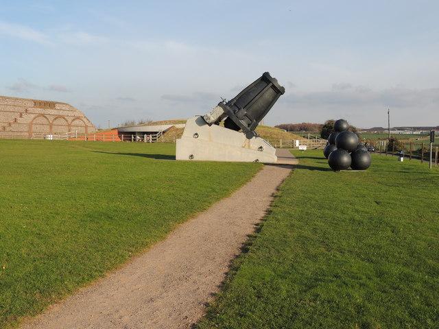 Giant Mortar-Fareham
