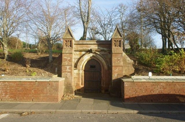 Sir James Ramsden's Mausoleum