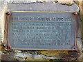 Photo of Bronze plaque № 29951