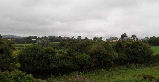 Rural settlement on the Newtown Road near Monasterboice