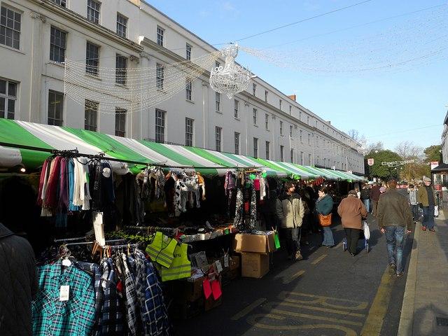 Market Location Leamington Spa