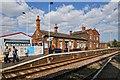 TF1443 : Railway Station, Heckington by Dave Hitchborne