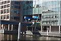 TQ3780 : Herons Quay DLR Station by N Chadwick