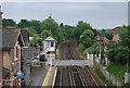 TQ7323 : Hastings Line, Robertsbridge Station by N Chadwick