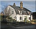 TL4551 : Little Shelford: Vine Cottage by John Sutton