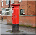 J3272 : Pillar box, Belfast by Albert Bridge