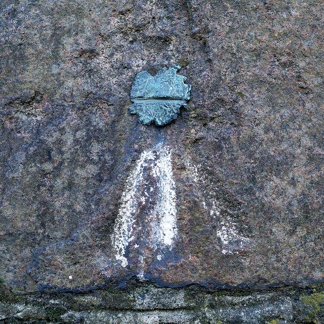 Bench Mark, Newry