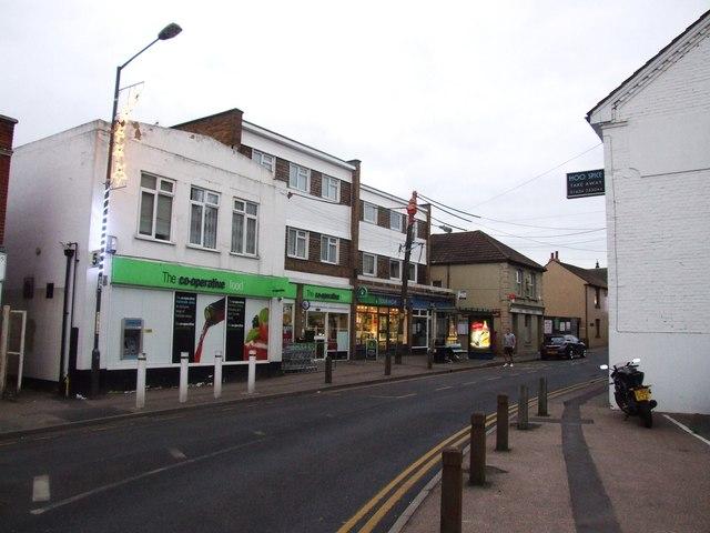 Main Road, Hoo St. Werburgh
