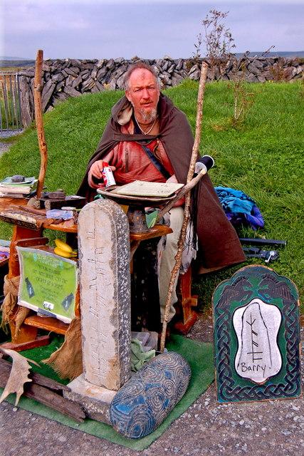 Burren - Poulnabrone Dolmen Area - Celtic Designer & Items for Sale