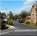 ST9371 : Lockswell Close, Chippenham by Jaggery