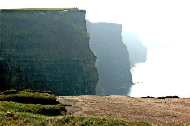 Cliffs of Moher - Ledge & Cliffs