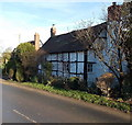 SO6533 : Grade II listed Tollhouse Cottage, Much Marcle by Jaggery