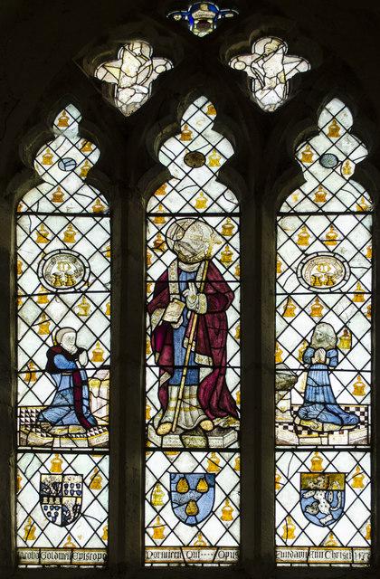 Bishop Goldwell Window Great Chart 169 Julian P Guffogg