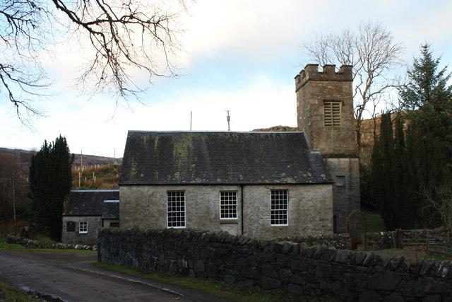 South Knapdale parish kirk
