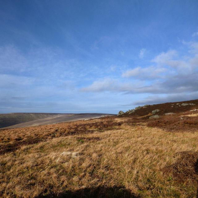 Monk's Moor Outcrops