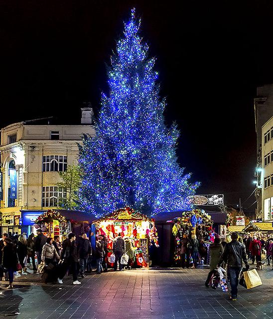 Christmas Tree Town