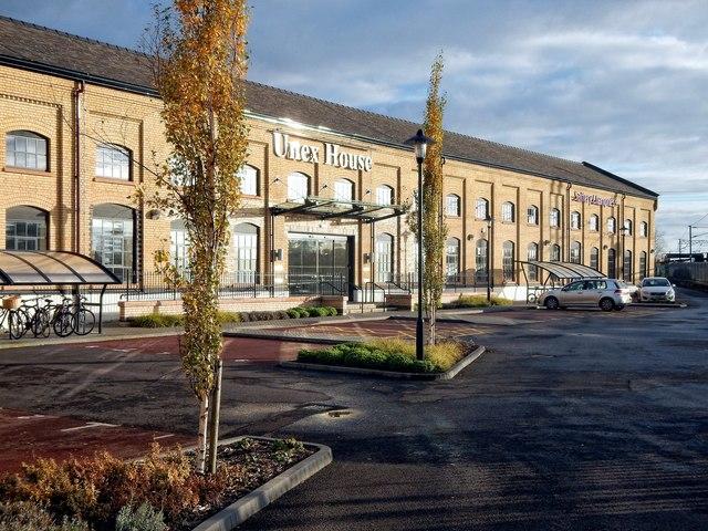 Unex House, Bourges Boulevard, Peterborough