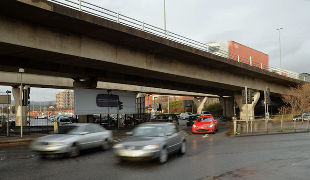 The M3, Nelson Street, Belfast (1)