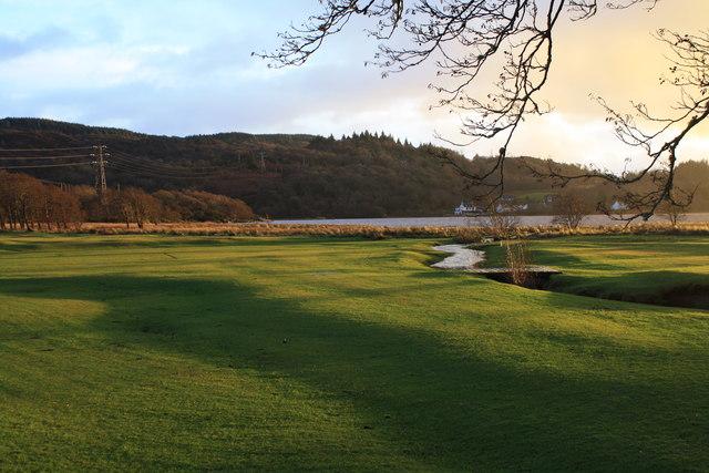 Tarbert Golf Course