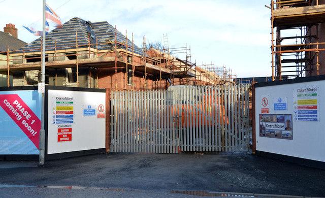 Victoria Close, Sydenham, Belfast (4)