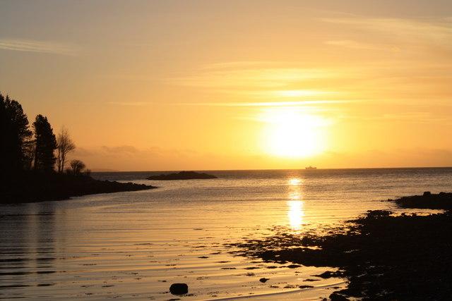 South bay Barmore Island