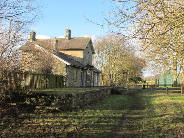 Former Railway Station, Barrasford