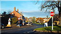TL1272 : Spaldwick, near Huntingdon by Malc McDonald