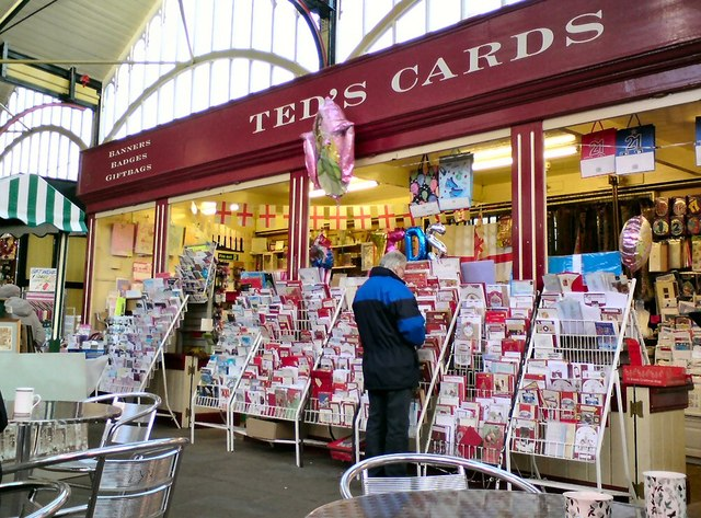 Ted's Cards