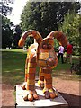 ST5673 : Sheepdog, Gromit No. 48 by Jane Graham