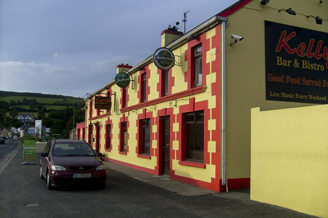 Kelly S Bar And Restaurant