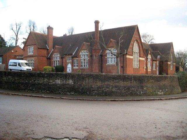 Stoke Poges Sefton Park School 169 Nigel Cox Geograph