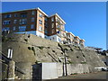 TQ3702 : Cliff Top Hotel, Rottingdean by Paul Gillett