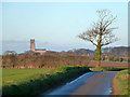 TG3729 : View towards Happisburgh by Robin Webster