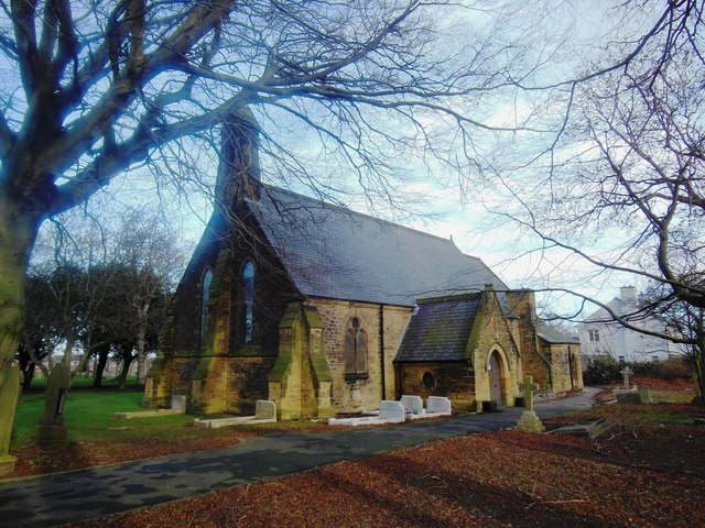 Church of St. Paul the Apostle, Choppington