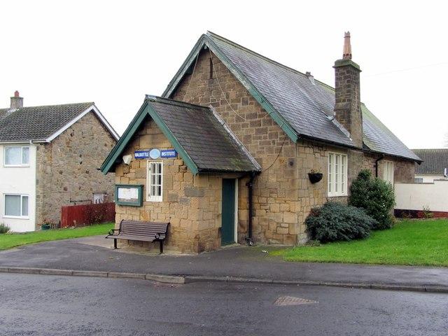 Walbottle Village Institute