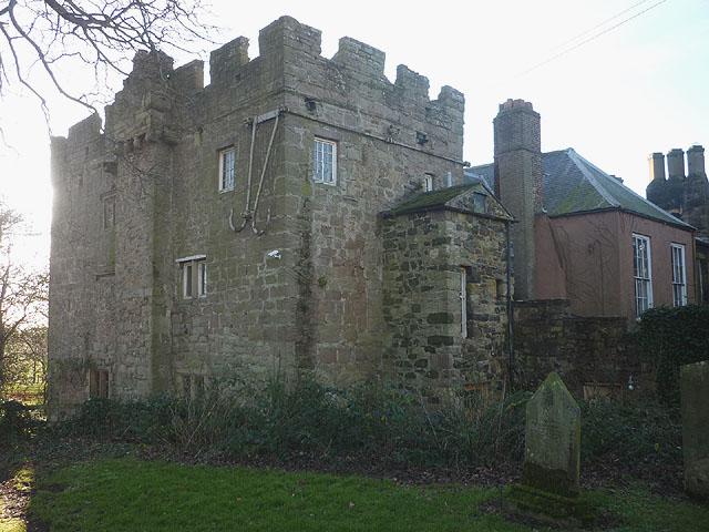 Old Vicarage, Embleton