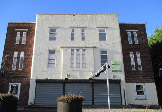 The former Brookfield Hydro Cinema