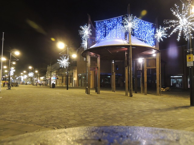 Christmas Lights - Fareham
